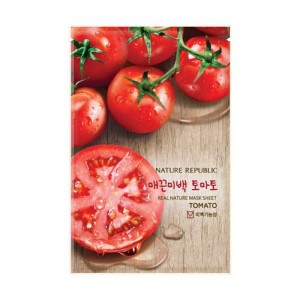 Real Nature Mask Sheet_Tomato